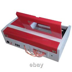 Nouvelle Machine De Coupe De Graveur De Machine De Taille Laser 40w 300x200mm C02