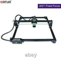 Ortur 2021 Maître Laser Engravage Machine Cuting 7w /15w /20w Grande Zone 32 Bit