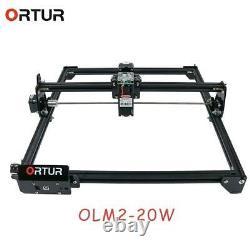 Ortur 32 Bits Laser Master 2 Laser 15with7with20w Gravure Machine Imprimante Machine