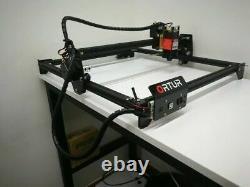 Ortur Laser Master 2-20w Machine À Découper + Accessoires Grande Zone De Travail