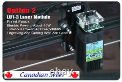 Ortur Laser Master 2 32-bit 15w Machine De Découpe Cnc