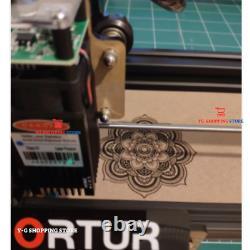 Ortur Laser Master 2 Machine À Découper 20w, Grande Zone De Travail, Lm2 32 Bits