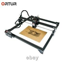 Ortur Laser Master 2 Machine De Gravure Laser De Coupe Avec La Carte Mère 32 Bits
