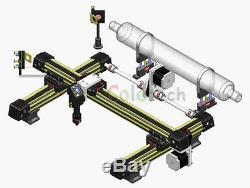Partie Mécanique Intégrée Pour Le Co2 Machine De Découpe Laser De Bricolage Engraveing 50x30cm