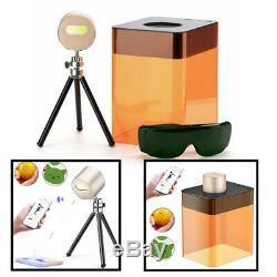 Portable Gravure Au Laser Machine De Découpe Bricolage Logo Graveuse Imprimer Faire Bureau