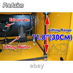 Preasion 60w Co2 Laser Gravure Machine Cutting Red-dot Position Linear Guide