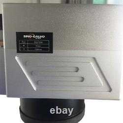 Raycus 50w Fibre Laser Marquage Machine Coupé Métal Or Argent Bijoux Cuivre 1mm