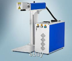 Raycus50w Fiber Laser Marking Machine Coupe Usb Métal, Marque Aluminium Coupe Profonde Cnc