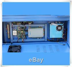 Rdworks Contrôle 60w Co2 Gravure Au Laser Et La Machine De Coupe 700mm500mm Port Usb
