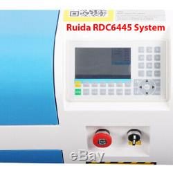 Reci 100w 1060 Co2 De Découpe Laser Et La Machine Avec La Fda Graveuse Cw5000 Ruida 6445