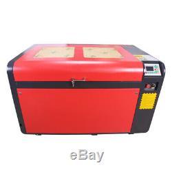 Reci 100w Co2 960x600mm Gravure Au Laser Machine De Découpe Cutter Ruida Dsp Système