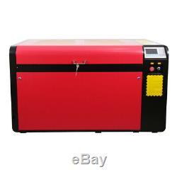 Reci 100w Co2 Gravure Au Laser Machine De Découpe / Engraver & Auto Focus Lift 390mm