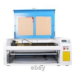 Reci 100w Co2 Laser Cut Machine Graveur 1000x600mm Auto Focus Us Ship