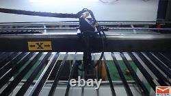 Reci 100w Co2 Usb Port Laser Gravure & Cutting Machine Red-dot Position