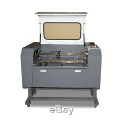 Reci 100w Laser Machine De Découpe Avec Table Motorisée / Cw-3000 Chiller / Rdworks