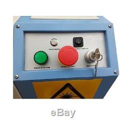 Reci 100w Ruida Co2 Découpe Laser Et La Machine De Gravure 1300mm 900mm Port Usb