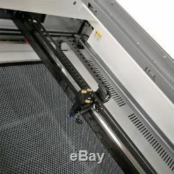 Reci 130w Co2 Gravure Au Laser Machine De Découpage Usb Électrique Table Élévatrice Automatique De Mise Au Point
