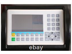 Reci 130w Co2 Laser Gravure Machine De Découpe Rd Control Cw5200 Double Platform