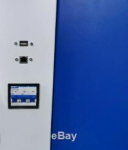 Reci 130w Co2 Port Usb Gravure Au Laser Et La Machine De Découpage À Point Rouge Position Diy