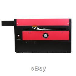 Reci 130w Laser Co2 Cutter Machine De Gravure De Coupe 600 X 960 MM Contrôleur Rd