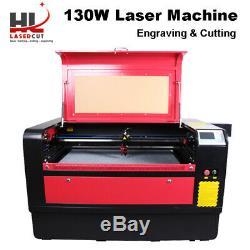 Reci 130w Laser Machine De Découpage 1060 Co2 Verre Acrylique Machine De Pierre Gravure