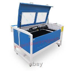 Reci 130w Ruida Co2 Machine De Gravure Laser 1000600mm Avec Moteur