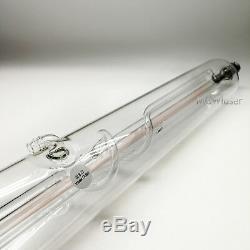 Reci 90w Laser Co2 Tube Pointe 100w S2 W2 Gravure De Coupe D'assurance Air Express