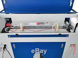 Reci Machine De Gravure Au Laser De La Ruida Carver Coupe Contreplaqué Verre Acrylique Cnc