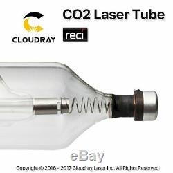Reci W1 S1 Co2 Laser Tube Verre D'eau De Refroidissement Pour Machine Co2 Cutting Gravure
