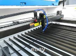 Reci W2 1000x600mm Co2 Gravure Au Laser Coupeur Coupeur Moteur De Haut En Bas
