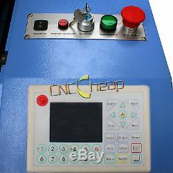 Reci W2 100w 900 X 600 MM Co2 Laser Gravure Laser Découpe Cutter Usb Graveuse