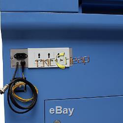 Reci W2 100w Co2 1200x900 MM Laser Machine De Découpe Laser Cutter Usb