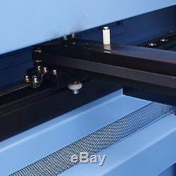 Reci W2 100w Co2 700x500mm Gravure Au Laser Machine De Découpe Cutter Graveuse