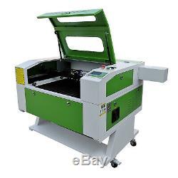 Reci W2 100w Co2 De Usb Gravure Au Laser Machine De Découpe Système Ruida