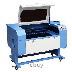 Reci W2 100w Co2 Laser Gravure Machine Ruida System Chiller 700x500mm