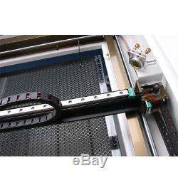Reci W2 100w Laser Cutter Graveuse Machine De Gravure De Coupe Usb Rd6445 Dsp 1060