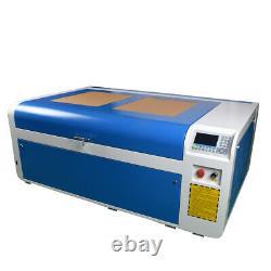 Récif 100w 1060 Dsp Co2 Machine De Découpe Au Laser Automatique Focus Focus Guide & Guide Linéaire