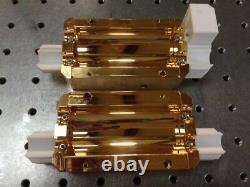 Réflecteurs Cavity Gold Ndyag 1064nm, Lee Laser 608t Gravure De Coupe