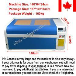 Ruida Dsp 1060 100w Co2 Laser Coupe Graveur Machine Reci W2 Tube Auto-focus