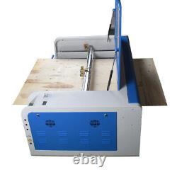 Ruida Dsp1060 100w Co2 De Découpe Laser Engraver Machine Mise Au Point Automatique Xy De Guidage Linéaire