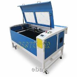 Ruida Reci 100w Co2 Laser Gravure/machine De Coupe 1000mm600mm Motor Z Axis