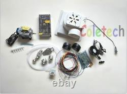 Système Laser Co2 Gravure Gravure Gravure Bricolage Assemblage Kits 60x40cm Travail