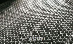 Table De Travail En Nid D'abeille Pour La Plate-forme De Machine À Découper Laser Co2 300400mm