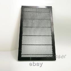 Table En Nid D'abeille Pour Graveur Laser Co2 Machine À Graver 50x30cm