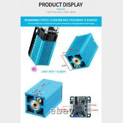 Tête De Module Laser 40w Pour Machine De Découpe À Gravure Laser Imprimante Routeur Cnc