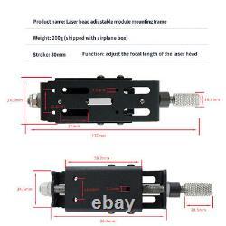 Tête De Module Laser Cnc 40w Pour Graveur Laser Cutter Machine Imprimante Z2a4