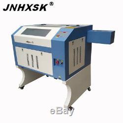 Ts4060 Gravure Laser Machine De Découpe 50w 400x600mm