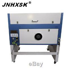 Ts4060 Système Ruida 50w Machine De Découpe Laser De Gravure 400600mm Caoutchouc Acrylique