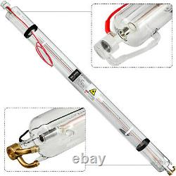Tube Laser 100w Co2 Tube Laser En Verre 1430mm Pour Machine À Découper Au Laser