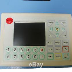 Usb 50w Co2 Mini Gravure Au Laser Et La Machine De Coupe 500 MM X 300 Mm-point Rouge